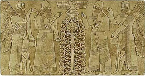 Representation of the Sumerian Anunnaki