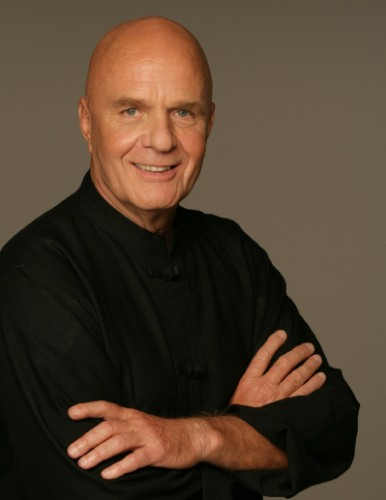 Dr. Wayne Dyer (Source: Cancershift.com).