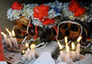 Peru's Festival of the Dead (Image source: Peruforless.com).