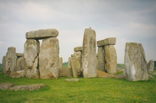 Stonehenge megalithic complex, Wiltshire (Photo credit Leonard Farra).